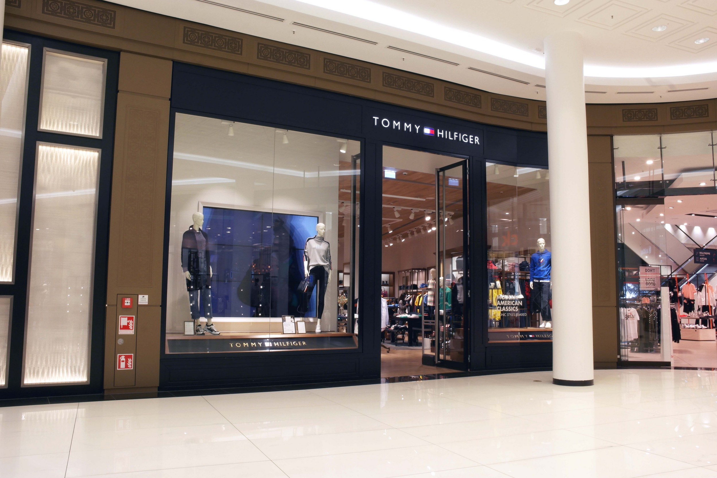Tommy Hilfiger at the Mall of Berlin