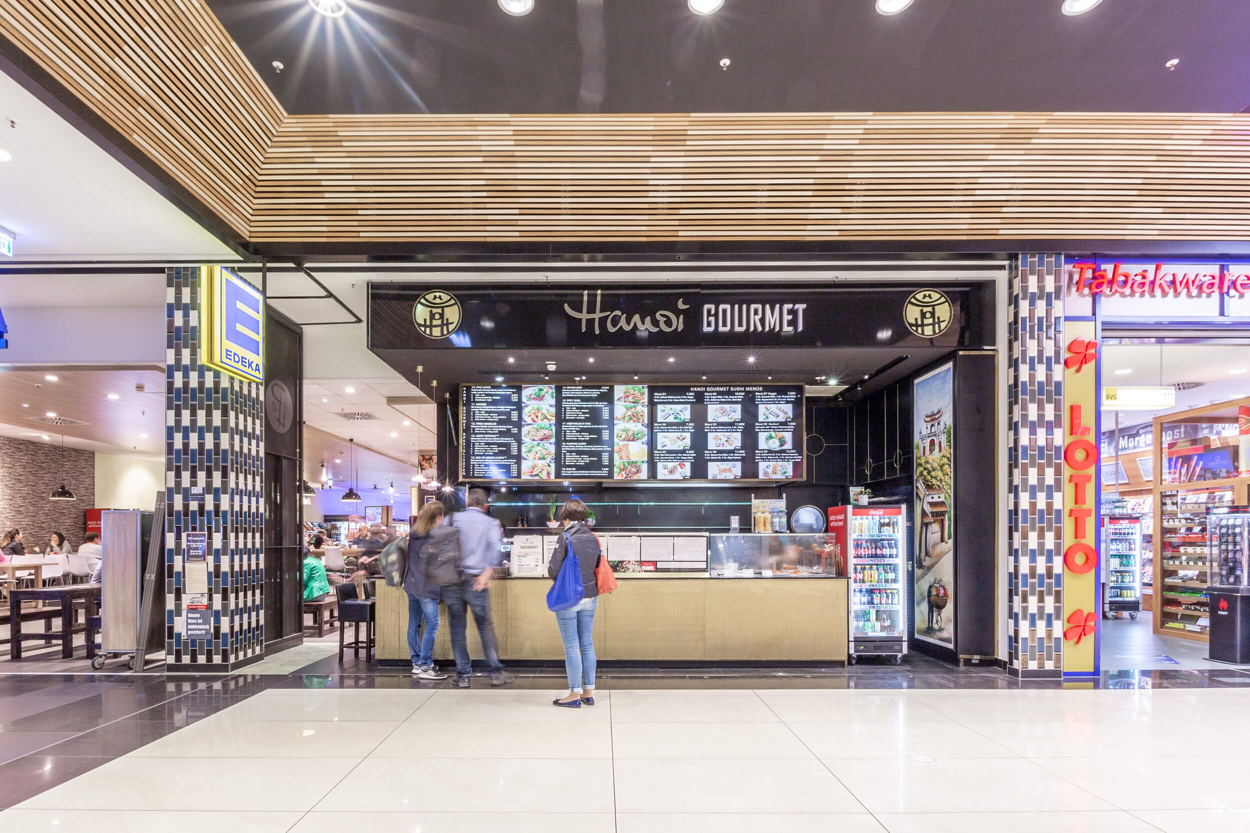 Hanoi Gourmet in der Mall of Berlin
