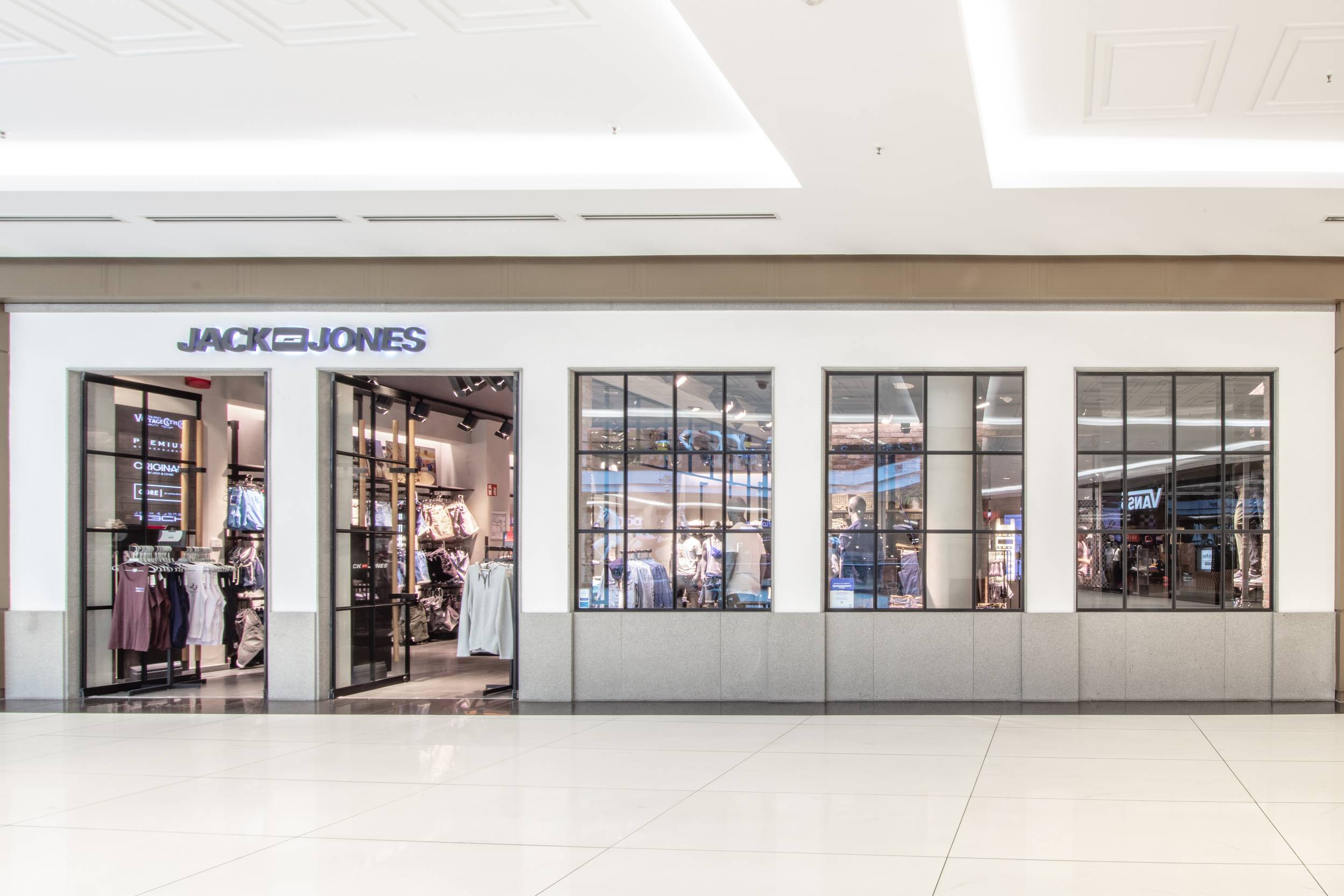 Jack & Jones at the Mall of Berlin