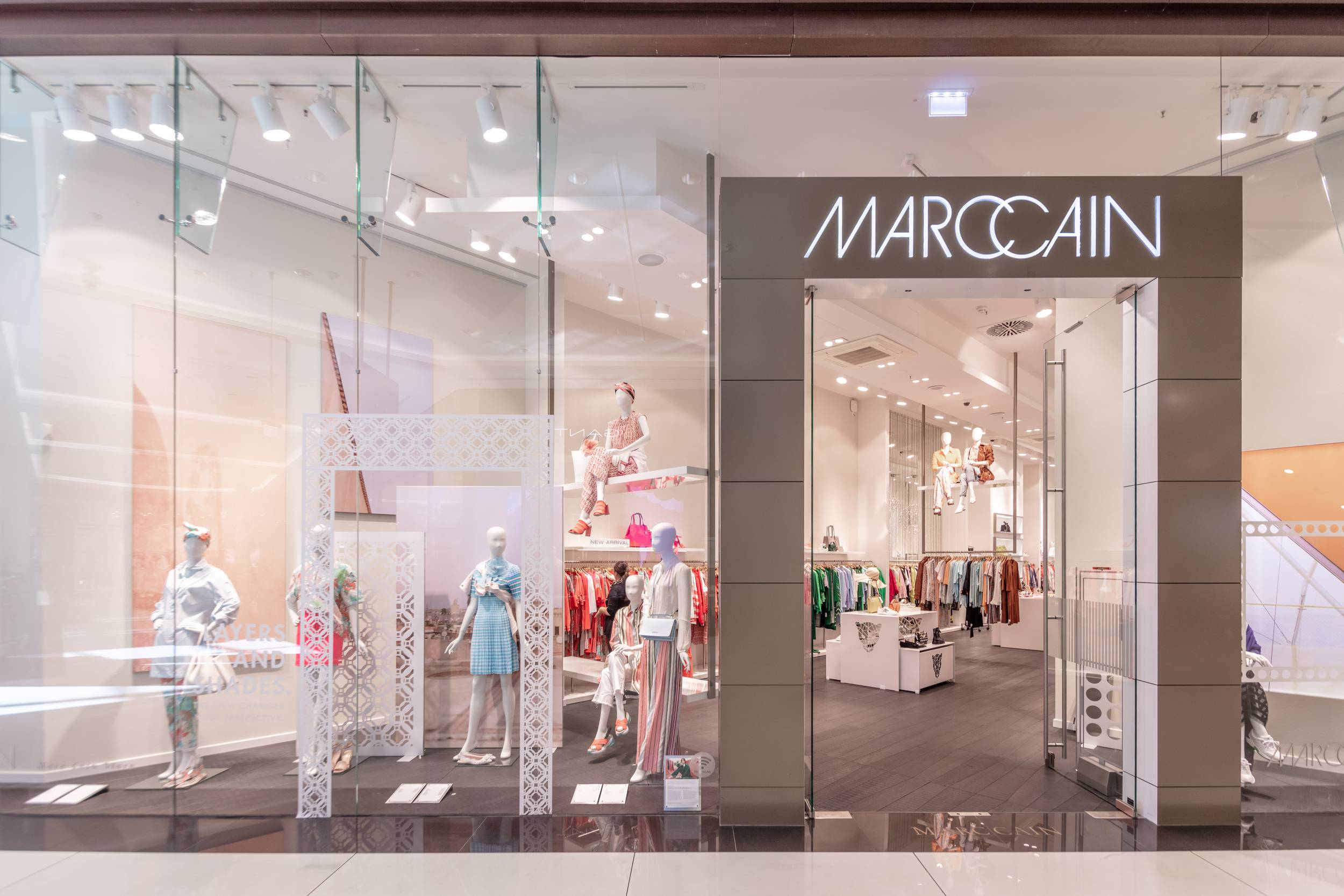 Marc Cain at the Mall of Berlin