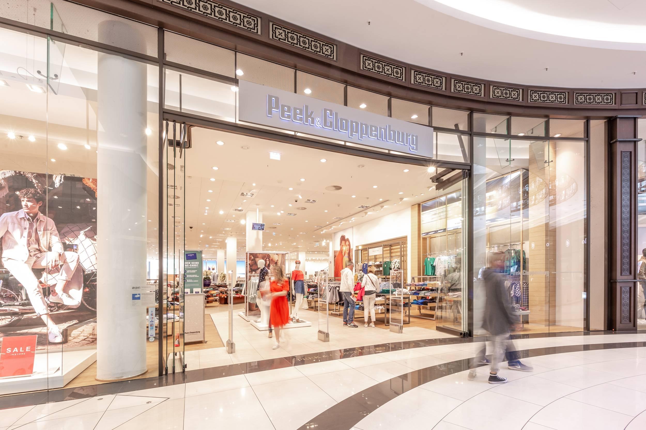 mall of berlin - einkaufen am leipziger platz in berlin