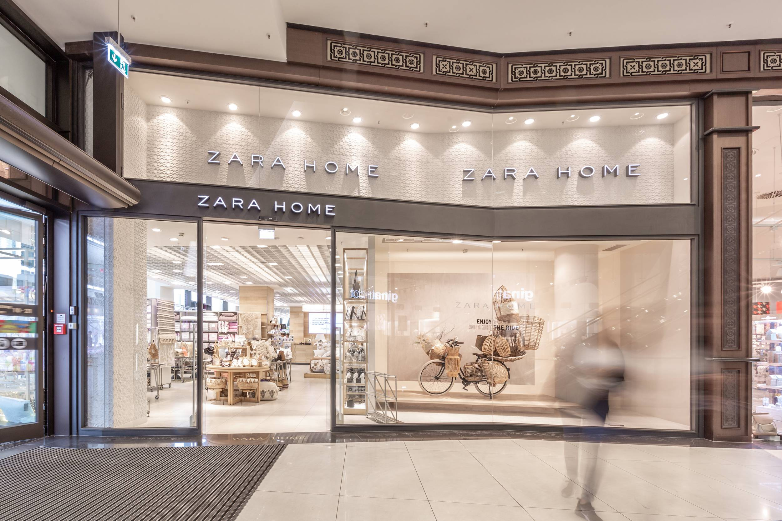 Zara Home in der Mall of Berlin